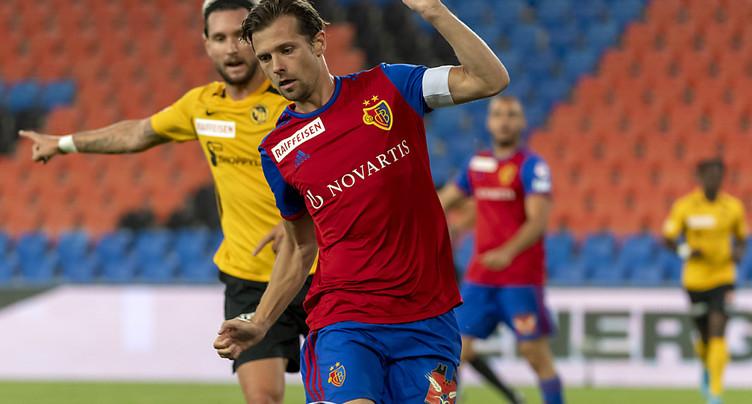 Bâle s'impose 4-0 face au FC Zurich « bis »
