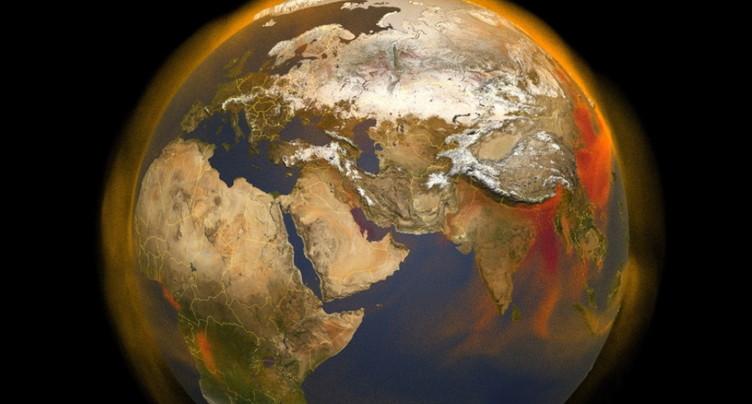 Hausse des émissions de méthane, puissant agent du réchauffement