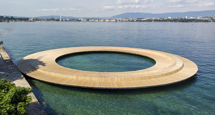 Genève: deux nouveaux aménagements au quai de Cologny