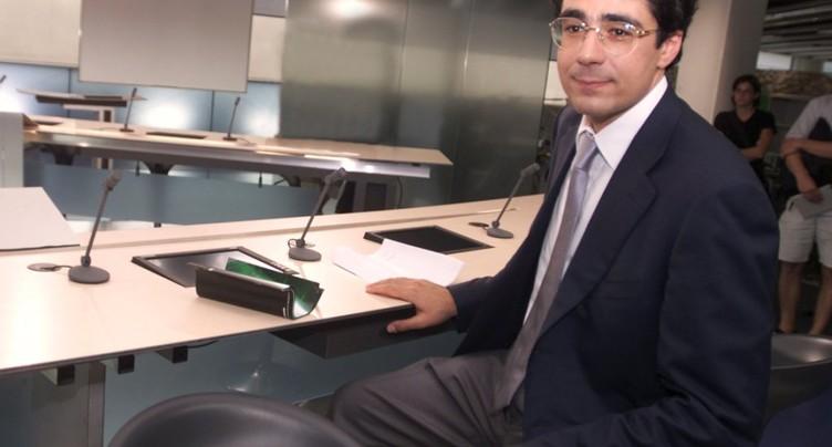 Darius Rochebin va quitter la RTS pour LCI