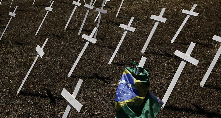 Le Covid-19 a fait plus de 150'000 morts en Amérique latine