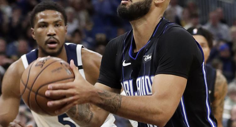 Les Clippers battent Orlando pour la reprise des matches amicaux