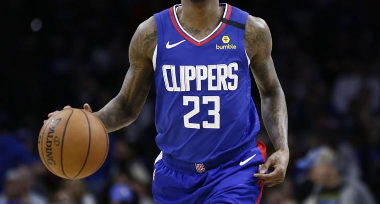 Lou Williams (Clippers) placé dix jours en quarantaine
