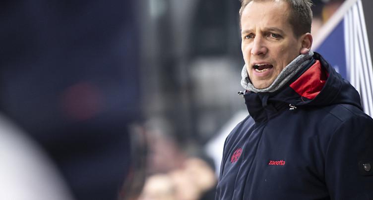 L'entraîneur du HC Bienne, Antti Törmänen atteint d'un cancer