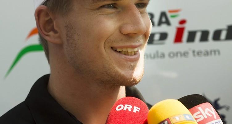 Hülkenberg remplace Perez chez Racing Point à Silverstone