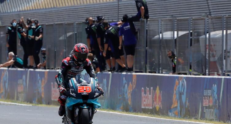 MotoGP: annulation de trois épreuves, une ajoutée en Europe