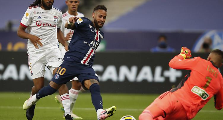 Paris remporte la dernière Coupe de la Ligue