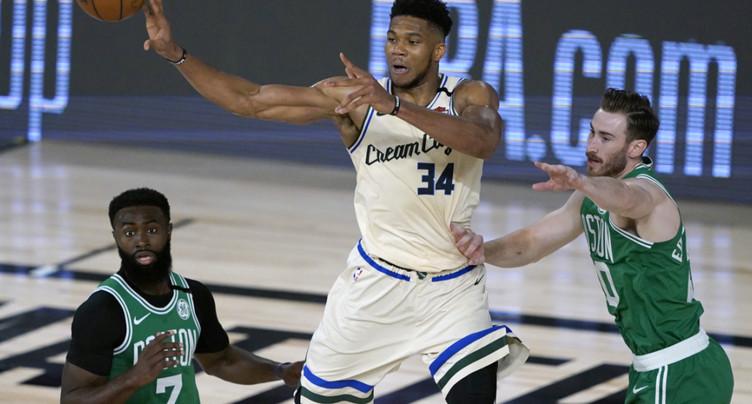 NBA: Milwaukee affiche d'emblée ses ambitions