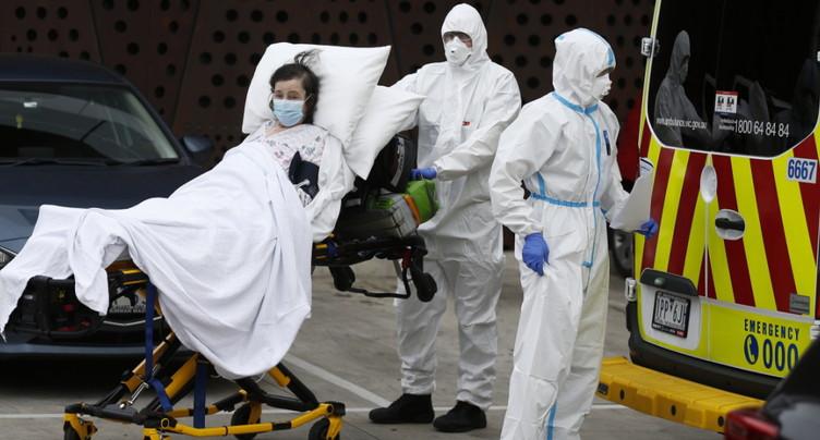 Coronavirus: confinement renforcé à Melbourne, deuxième ville d'Australie
