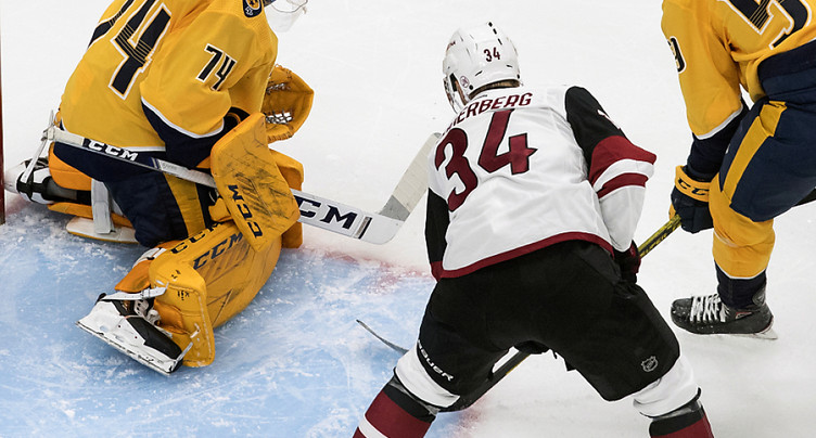 NHL: Nashville battu malgré deux assists de Josi