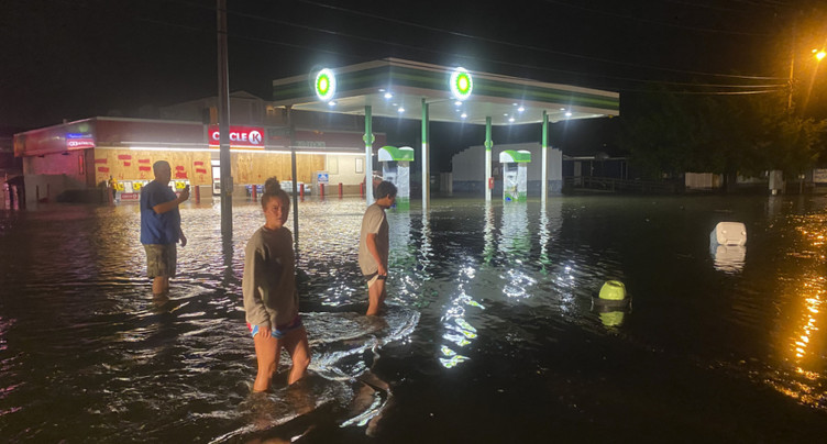 La tempête Isaias se dirige vers la côte Est des Etats-Unis