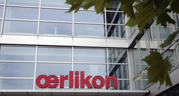 Oerlikon plombé au 1er semestre, entrevoit une lueur d'espoir