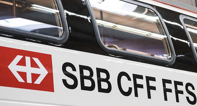 Chénens: deux passagers agressés et blessés dans un train