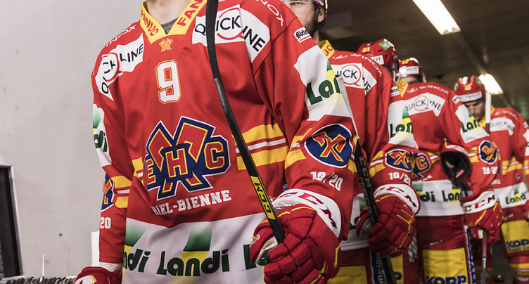 Damien Riat revient provisoirement à Genève-Servette