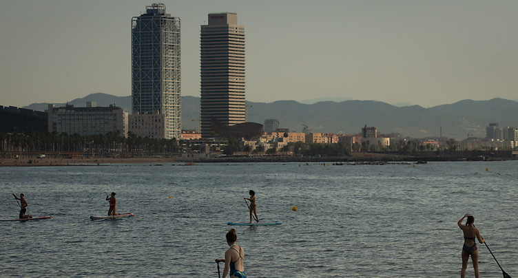 Les touristes de retour d'Espagne devront se mettre en quarantaine