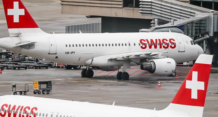 Swiss perd encore massivement de l'argent