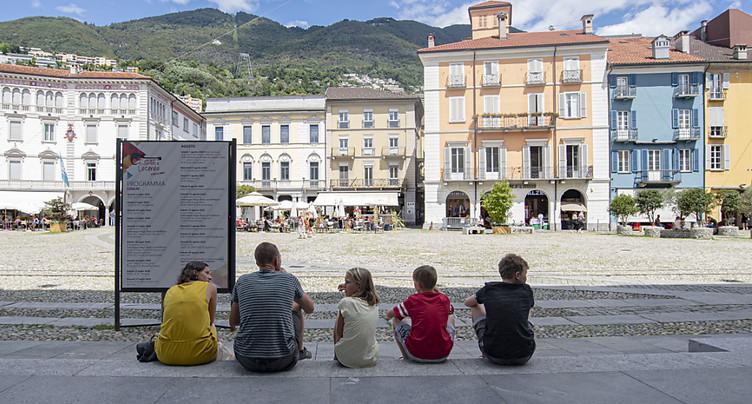 L'ouverture du Festival du film de Locarno suivie sur Youtube