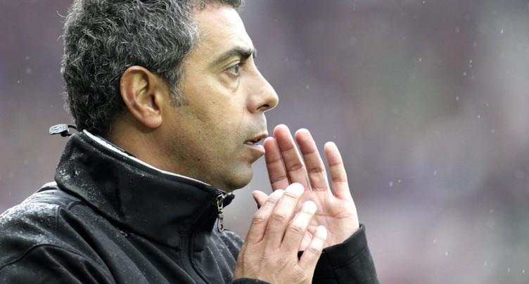 Le Portugais João Carlos Pereira nouvel entraîneur de Grasshopper