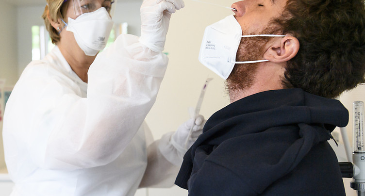 La Suisse compte 181 nouveaux cas de coronavirus