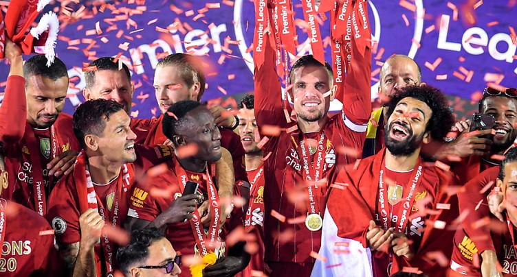 Premier League: exit la règle des cinq remplacements possibles