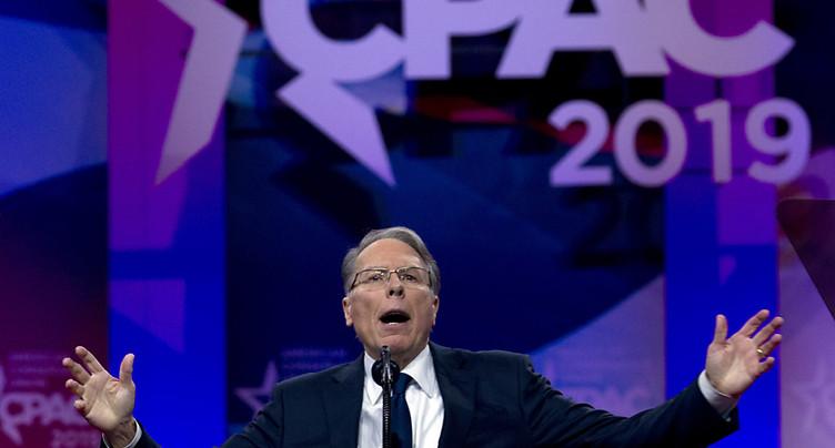 New York veut dissoudre la NRA, accusée de fraude financière