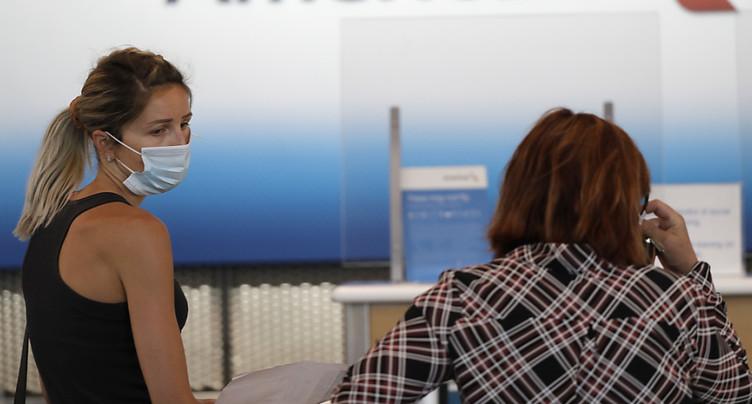 Washington lève son avertissement pour tout voyage à l'étranger