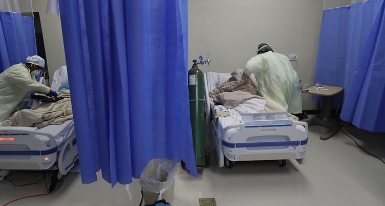Nouveau bond des décès aux Etats-Unis, un million de cas en Afrique