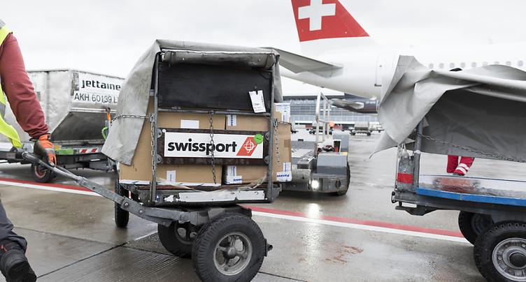 Swissport négocie des baisses de salaires pour son staff zurichois