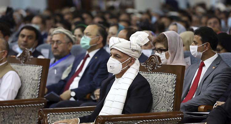 Grande assemblée pour décider du sort de 400 prisonniers talibans
