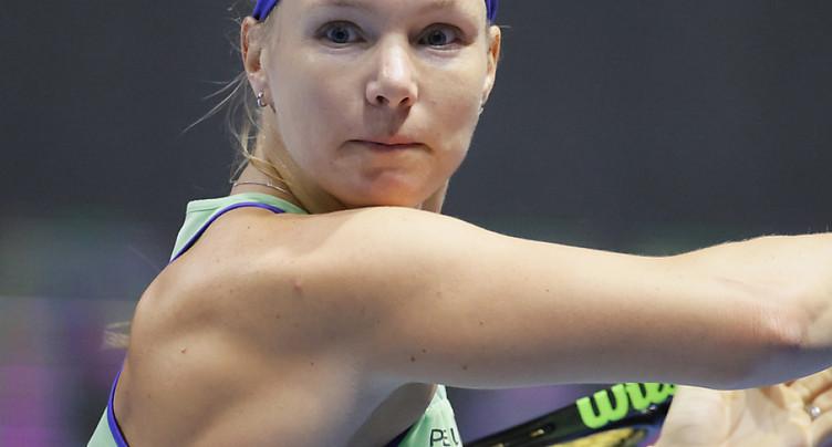 Svitolina et Bertens forfait pour l'US Open