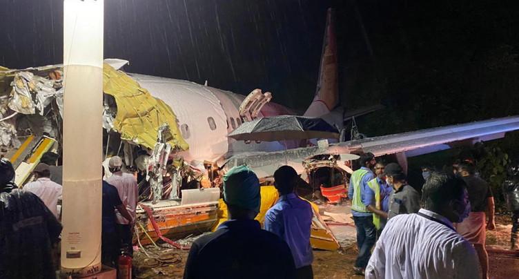 Accident d'avion en Inde: au moins 14 morts et 15 blessés graves