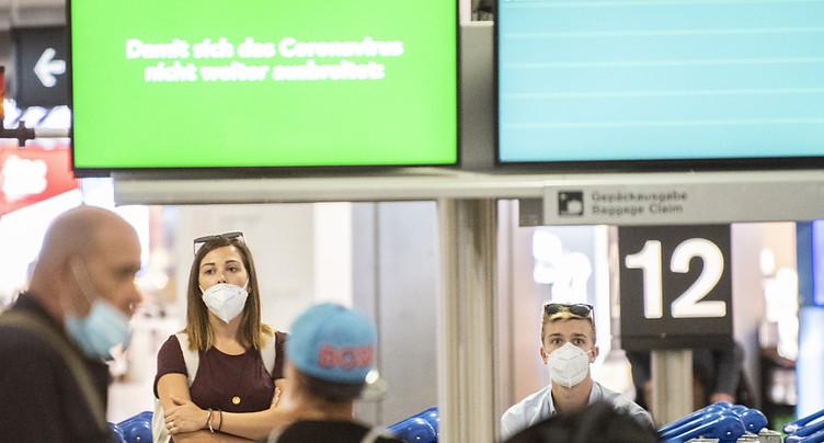 La Suisse compte 182 nouveaux cas de coronavirus