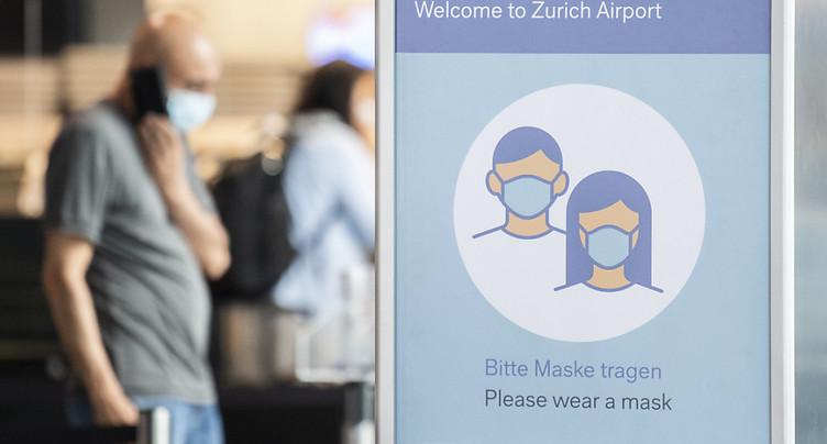 La Suisse compte 152 nouveaux cas de coronavirus