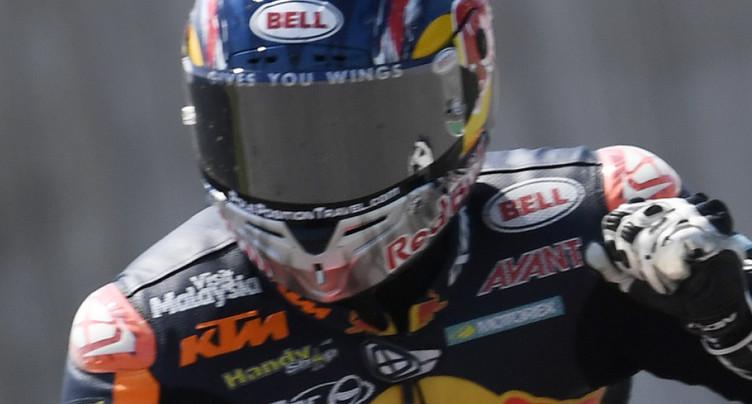 Brno: Brad Binder s'impose en MotoGP