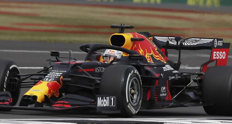 Silverstone: Verstappen s'impose devant Hamilton et Bottas