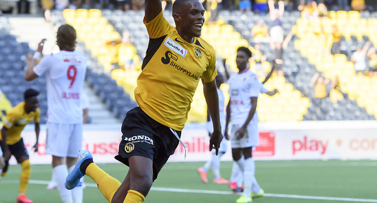 Sion crucifié en fin de match par Young Boys