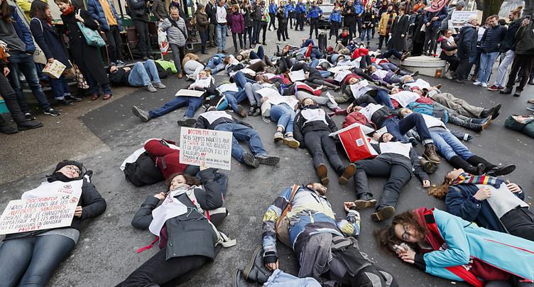 Nouvelle grève du climat le 4 septembre dans toute la Suisse