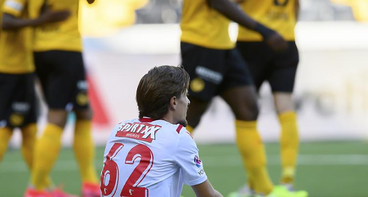 Super League: YB recrute Quentin Maceiras