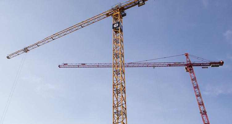 Implenia décroche 108 millions de francs de contrats en Allemagne