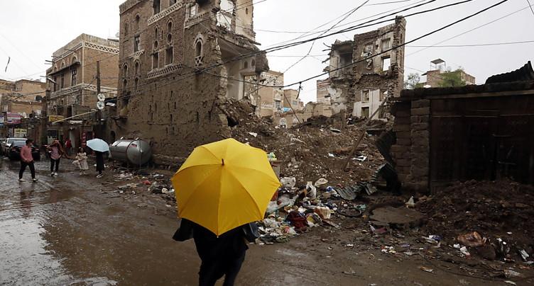 Yémen: plus de 170 morts dans des inondations depuis mi-juillet