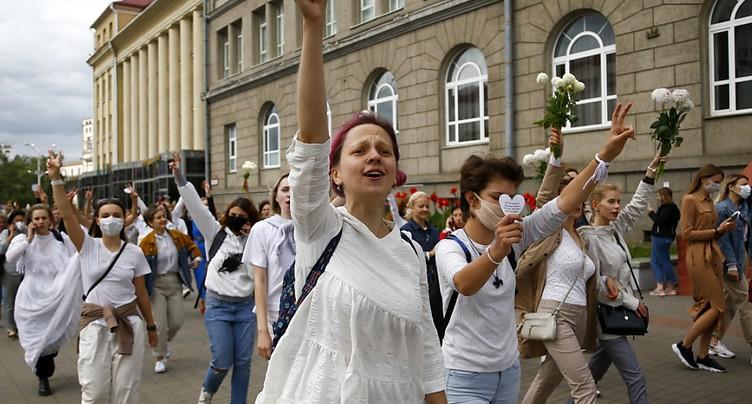 Pompeo: le peuple du Bélarus a le droit d'avoir « les libertés qu'il réclame »