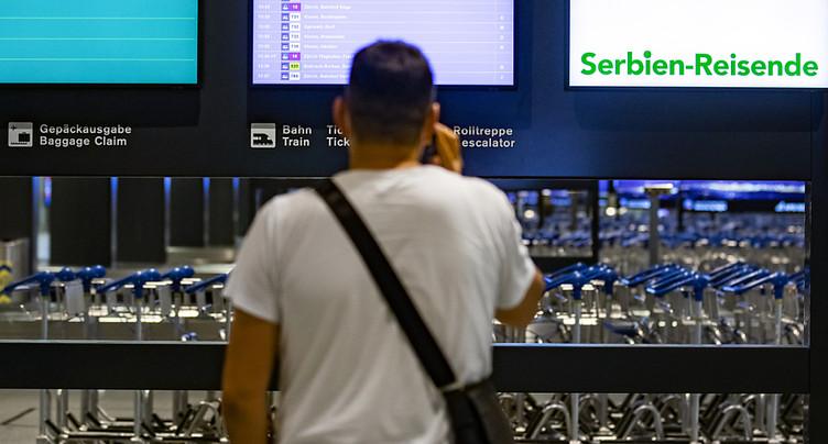 L'aéroport de Zurich remonte la pente en juillet