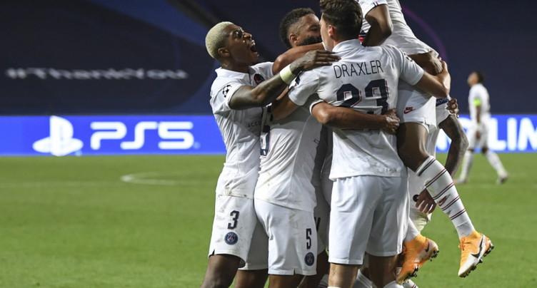 Trois minutes qui envoient le PSG en demi-finale