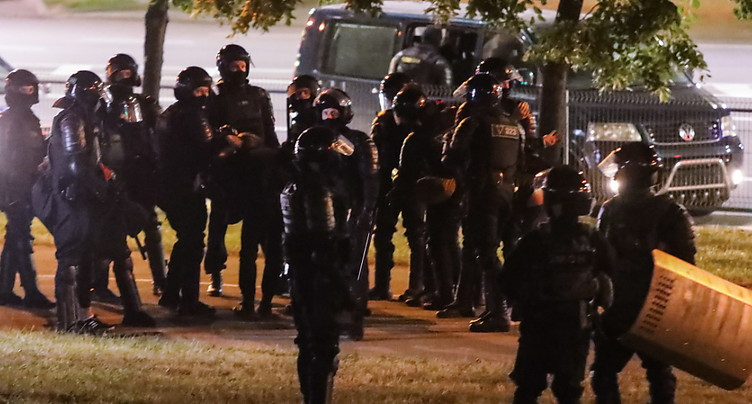 Plusieurs centaines de manifestants arrêtés mercredi au Bélarus