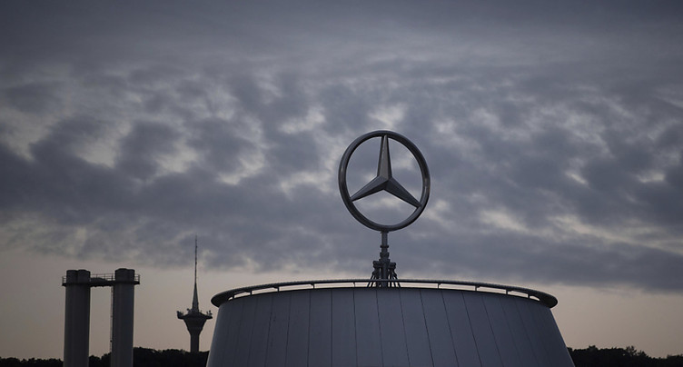 Scandale diesel: Daimler va payer 2,2 milliards de dollars aux USA