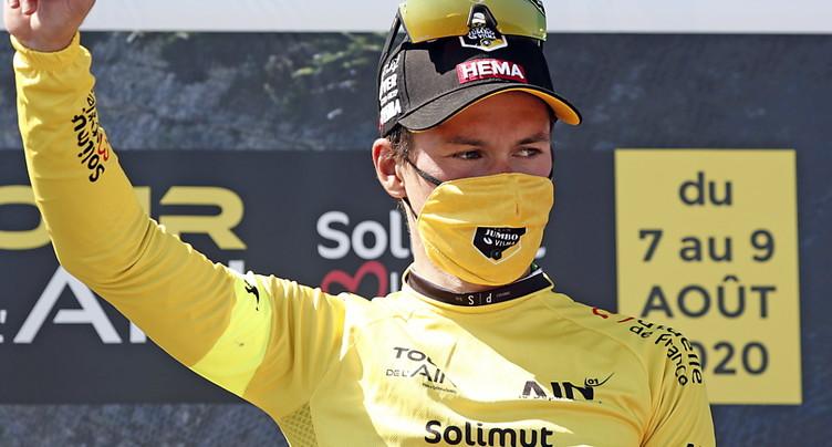 Formolo vainqueur de la 3e étape devant Roglic