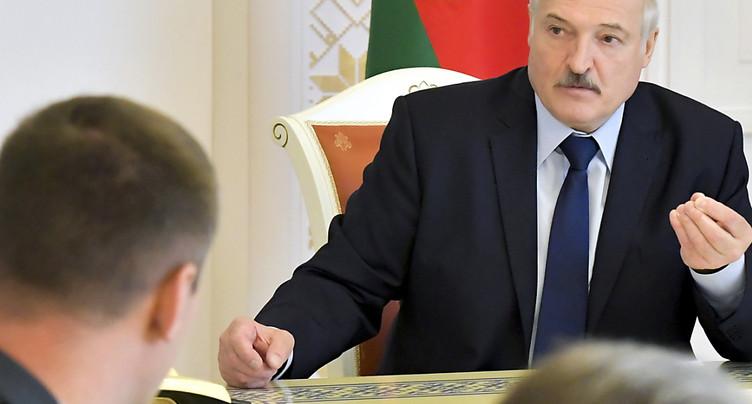 L'UE donne son feu vert à de nouvelles sanctions contre Minsk