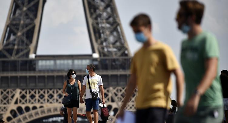 Paris: obligation de port du masque étendue à de nouveaux quartiers