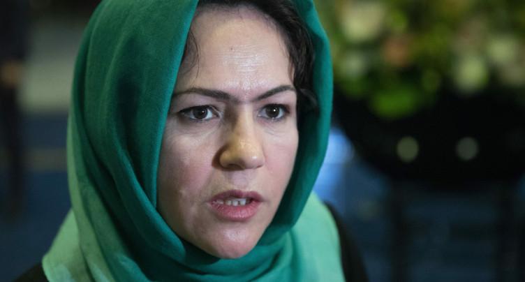 Négociatrice afghane et militante des droits des femmes attaquée