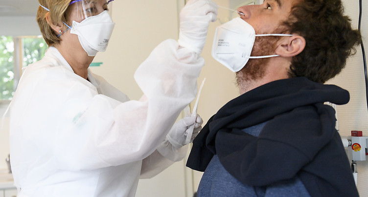 La Suisse compte 253 nouveaux cas de coronavirus